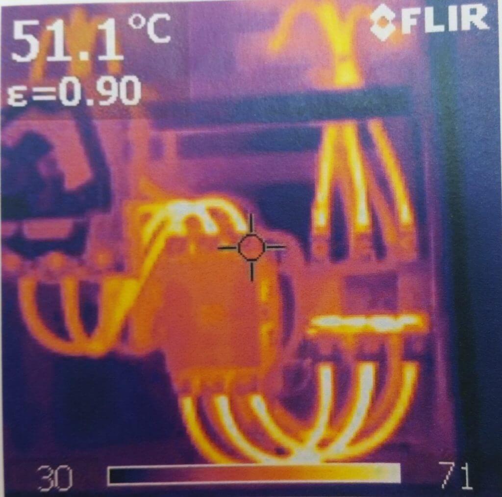 בדיקות תרמוגרפיות למערכות חשמל - אלי שטיינברג
