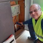 בדיקת חשמל בשטח 8   ייעוץ חשמל - אלי שטיינברג